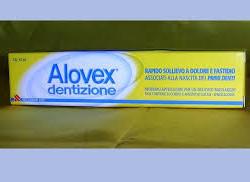 alovex dentizione