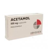 Acetamol AD 20CPR 500mg