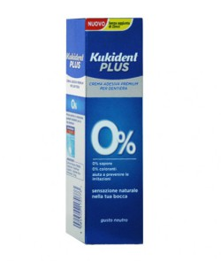 Kukident PLUS 0%