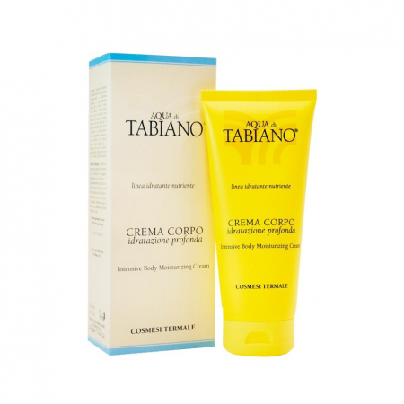 Acqua di Tabiano - Crema corpo idratante, 200 ml