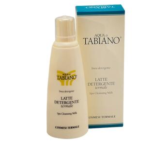 Acqua di Tabiano - Latte detergente termale, 200 g