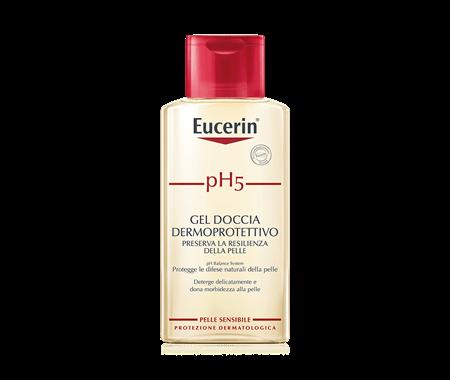 Eucerin gel doccia dermoprotettivo pH5, 200 ml