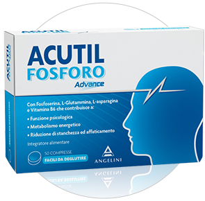 Acutil Fosforo Advance, 50 compresse