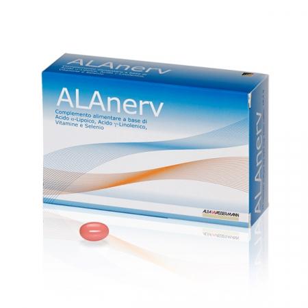 Alanerv, 20 compresse