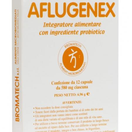 Bromatech - Aflugenex, 12 compresse