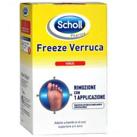 Scholl - Freeze Verruca