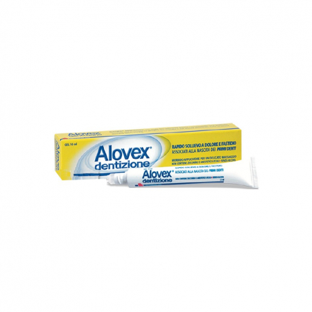 Alovex dentizione gel, 10 ml