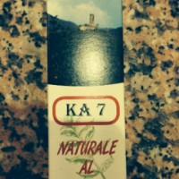 KA 7 Olio da massaggio