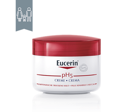 Eucerin crema idratante multiuso pH5, 75 ml
