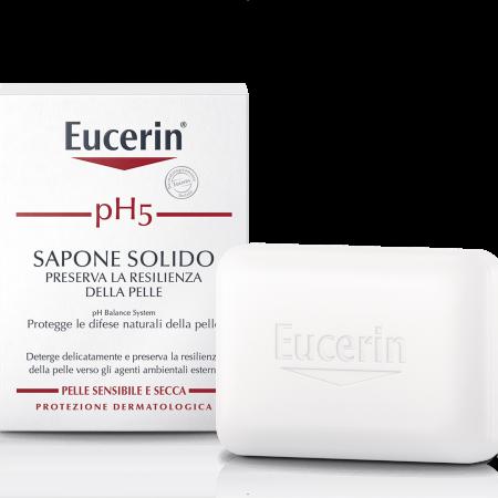 Eucerin sapone solido pH5, 100 g