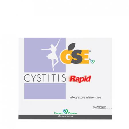 GSE - Rapid Cystitis, 30 compresse