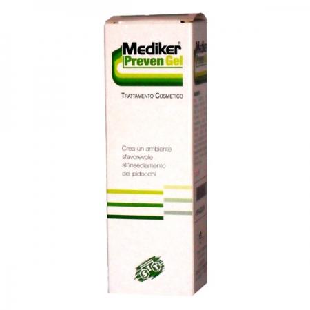 Mediker - Preven Gel, trattamento cosmetico 100g