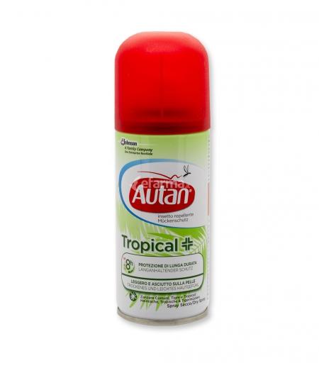 autan tropical spray