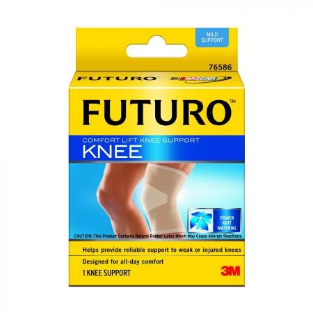 supporto per ginocchio comfort
