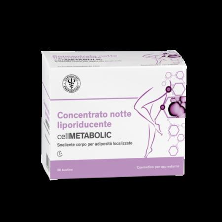 Farmacia Zappetti - Concentrato notte liporiducente CellMetabolic