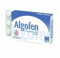 Algofen 200 mg compresse rivestite