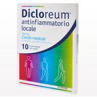 Dicloreum antinfiammatorio locale