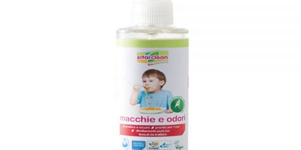 Sitarclean macchie e odori
