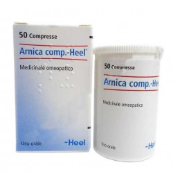 ARNICA HEEL, 50 compresse