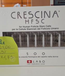 CRESCINA HFSC 500 DONNA, 40 fiale