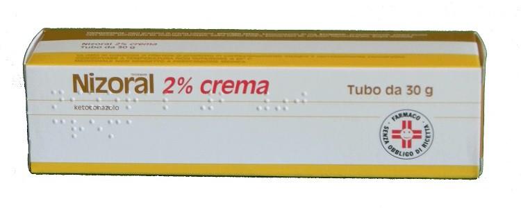 nizoral crema dermatologica