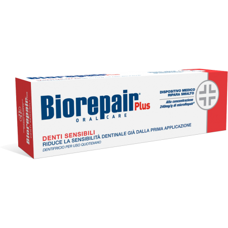 BIOREPAIR PLUS, DENTI SENSIBILI 75ml