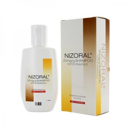 Nizoral - shampoo ketoconazolo 20mg/g