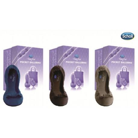best sneakers 5e293 98795 Scholl - Party Feet Pocket Ballerina (colori assortiti)