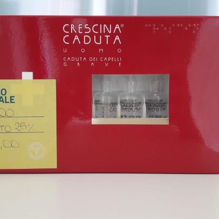 CRESCINA CADUTA GRAVE - 24 fiale