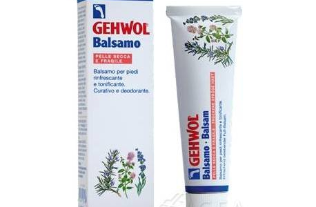 Gehwol balsamo pelle secca e fragile