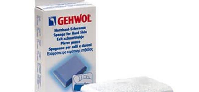 Gehwol - spugnone per calli e duroni