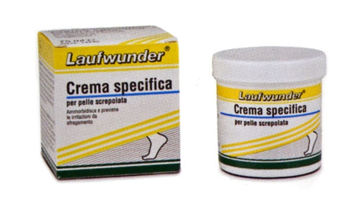 Laufwunder crema specifica per pelle screpolata