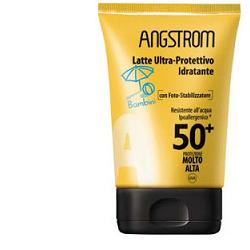 Angstrom - Latte ultra protettivo idratante 50+