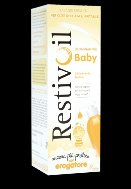 Restivoil - Shampoo Baby, 250ml