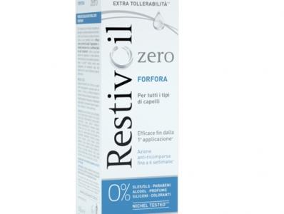 Restivoil - Shampoo Zero forfora, 250ml