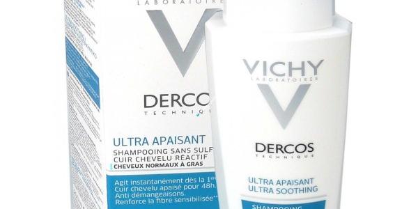 Vichy Dercos - Shampoo ultra/lenitivo