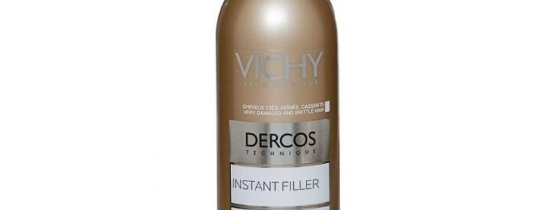 Vichy Dercos - Instant Filler, spray riempitivo ristrutturante 125ml