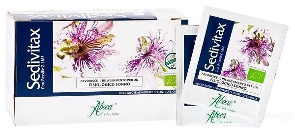 Aboca - Sedivitax tisana rilassante, 20 buste