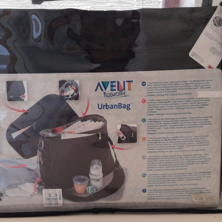 Avent Naturally - Baby Urban Bag