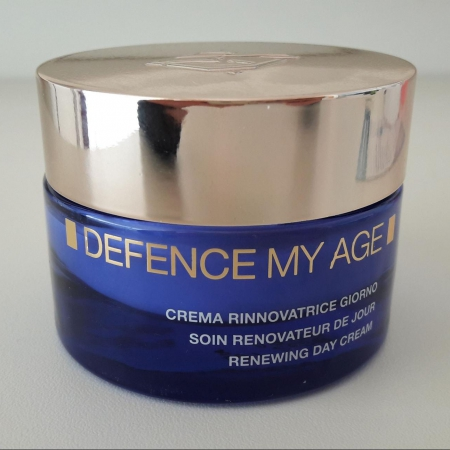 Bionike - Defence My Age, crema rinnovatrice giorno