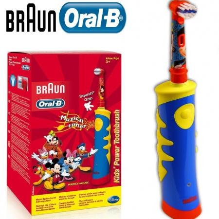 Oral-B - Braun Adv Power 950 Tx Kids, spazzolino elettrico