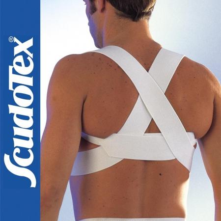 Scudotex - Raddrizzaspalle Incrociato Regolabile, cod 621