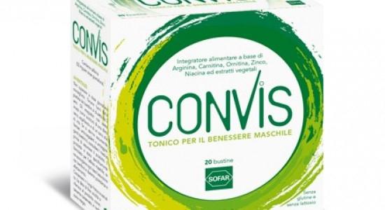 Sofar - Convis, tonico per il benessere maschile