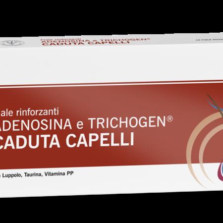 Farmacia Zappetti - Fiale rinforzanti con Adenosina e Trichogen, caduta dei capelli