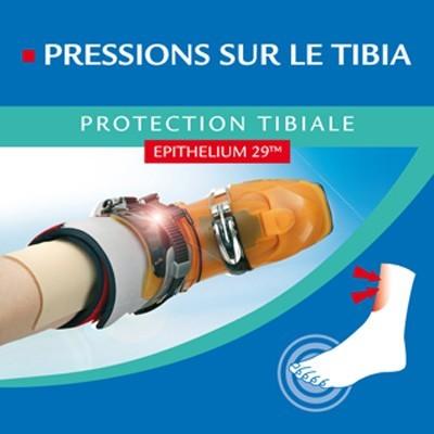 Epitact - Pressioni sulla tibia