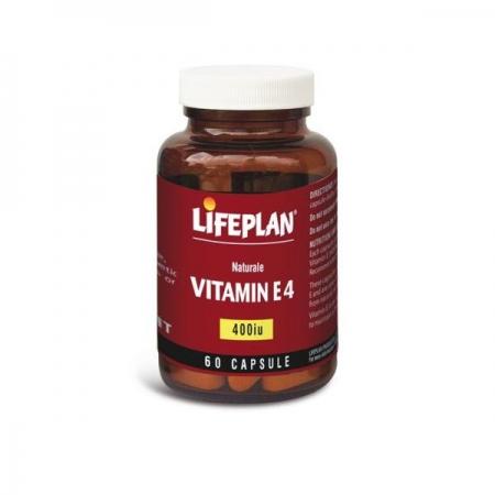 Lifeplan - Vitamin E4