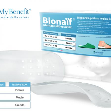 MyBenefit - Bionaif Plantare Attivo Relax