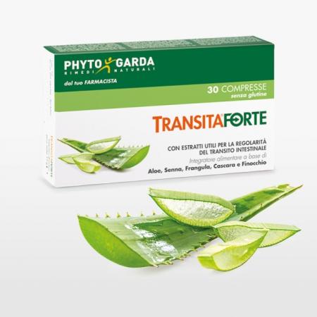 Phyto Garda - Transita Forte, 30 compresse