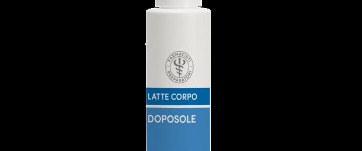 Farmacia Zappetti - Latte corpo doposole