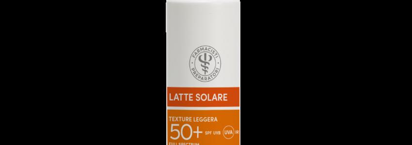 Farmacia Zappetti - Latte solare SPF 50+